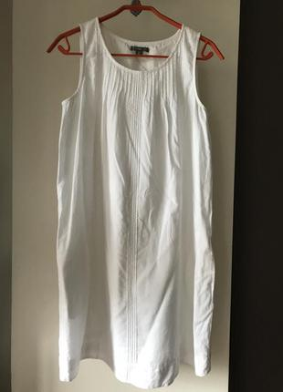 Платье gap 100% коттон