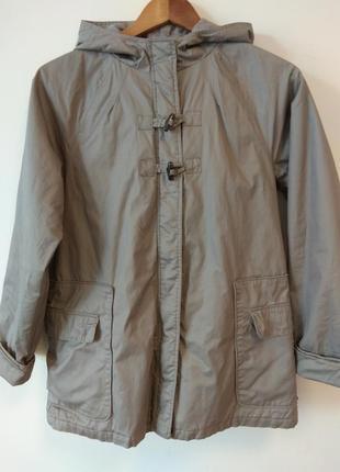 Демисезонная куртка (парка,плащ) для девочки 12-13 лет, okaїdi