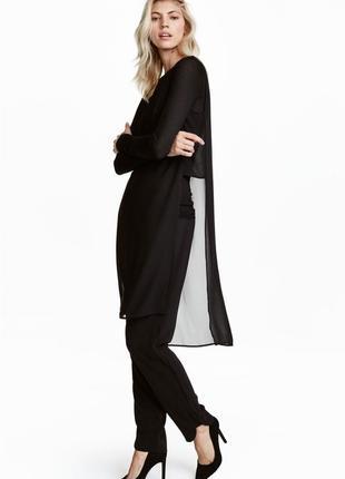 Накидка-платье h&m, s