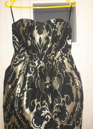 Офигенное нарядное платье