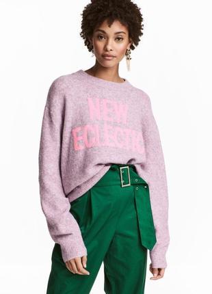 Hm свитер