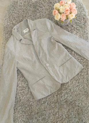 Повседневный пиджак на подкладке