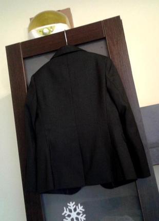 Школьная форма, костюм, пиджак, жилет bozer. размер 30, 122-128см4