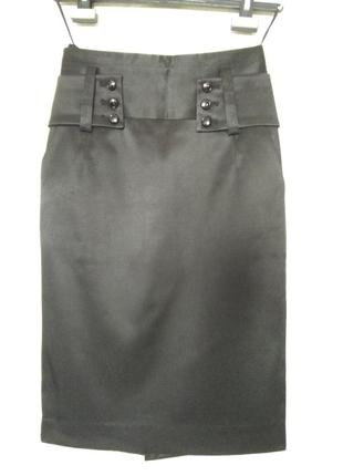 Новая юбка-карандаш mango suit, р.34/xs