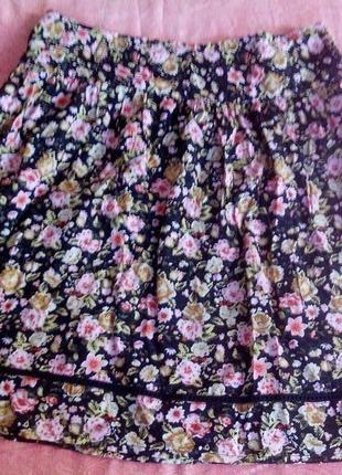 Симпатичная летняя юбка papaya