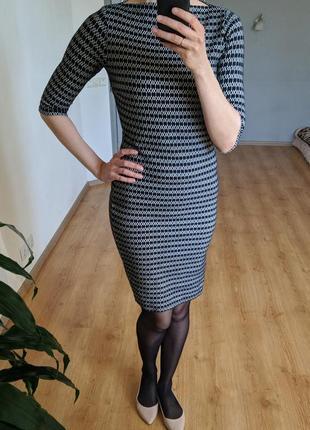 Классическое элегантное платье koton