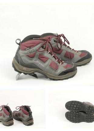 5/13  треккинговые ботинки quechua размер 40