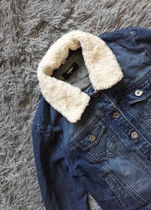 Джинсовая куртка,джинсовка