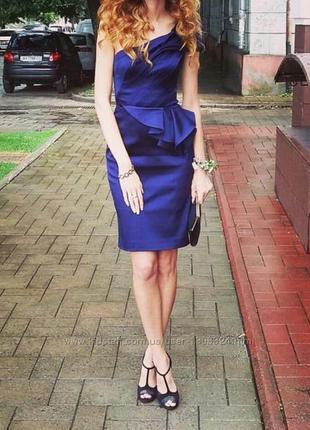 Шикарнейшее вечернее платье бренда karen millen