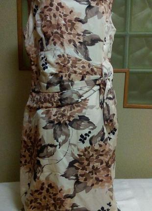 Шелковое,выходное платье