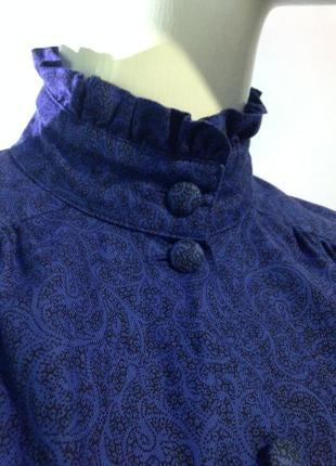 Винтажное платье laura ashley.бунтарская женственность6 фото