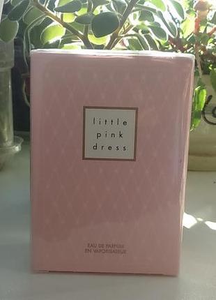 Avon little pink dress раритет эйвон аромат парфюм духи