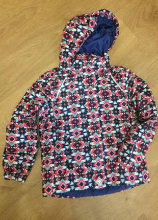 Скидка. последняя модель. лыжная куртка crivit для девочки 158/164.
