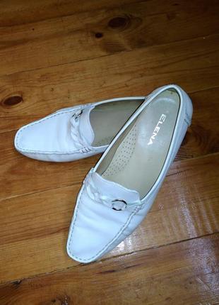 Туфли мокасины elena италия///много интересных вещей, заходите///