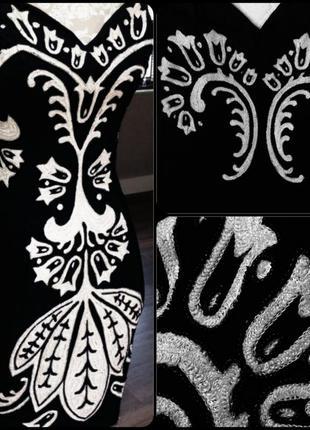 Шикарнейшее звездное платье damask от french connection