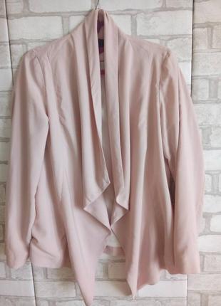Пудровый пиджак от new look