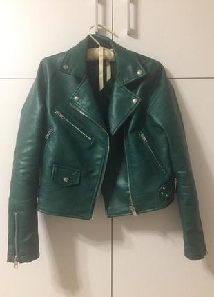 Куртка, косуха, кожанка bershka
