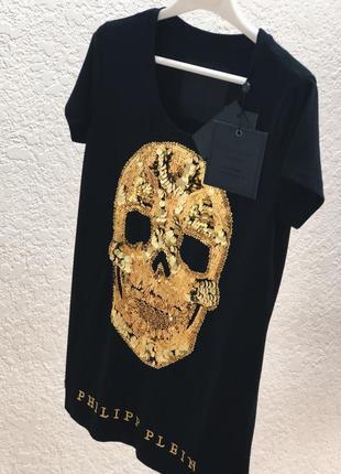 Оригинальная футболка philipp plein