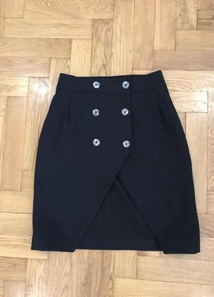 Крутейшая юбка на запах! в ней вы точно будите уникальной!
