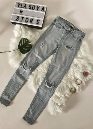 Скинни джинсы от river island