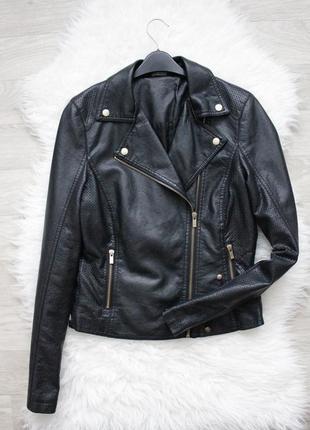 Перфорированная куртка косуха select xl-xxl