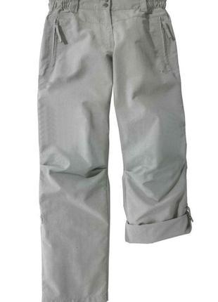 Женские походные функциональные брюки от crivit. р.40 евро (наш р.46)