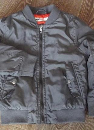 Стильная куртка деми 116