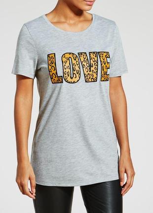 Оверсайз oversize футболка большая батал xl xxl xxxl с надписью