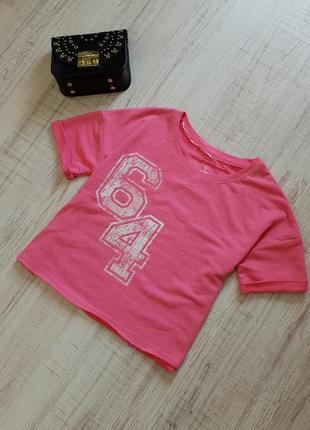 Классная короткая футболочка