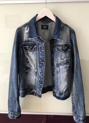 Джинсова куртка only