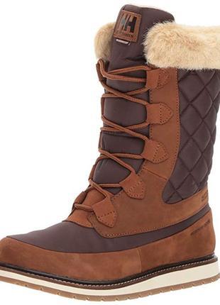 Сапоги helly hansen arosa ht winter boot us9,5 - 26,5см