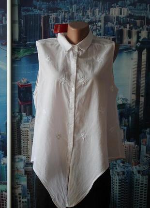 Блуза 100%  котон