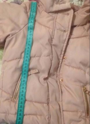 Куртка next 1,5-2