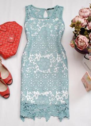Скидки/закрытие магазина/шикарное кружевное платье george 8uk