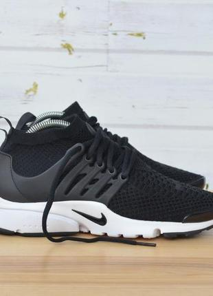 Кроссовки nike air presto flyknit ultra оригинал