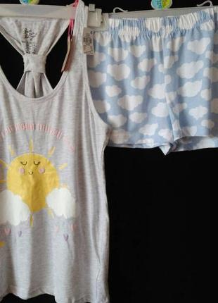 Пижама размер м primark