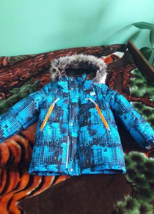 Куртка lenne city 122,128p