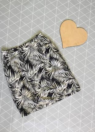 Тропическая юбка