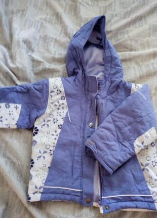 Куртка columbia 3t