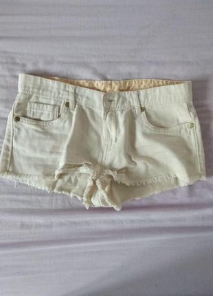 Шорты джинсовые denim co