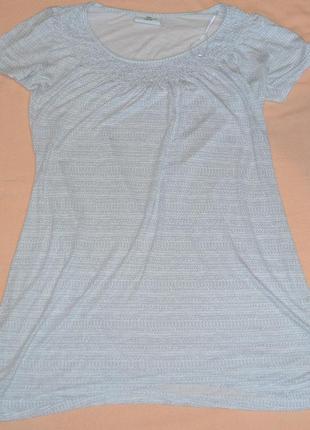 Женская футболка gina benotti