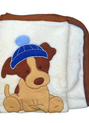 Плед-одеяло,р.92*92 см