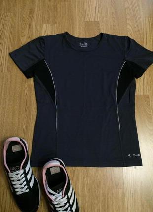 Фирменная спортивная футболка extend,майка для спорта+подарок