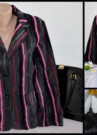 Брендовый пиджак италия акрил