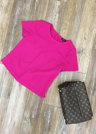 Яркая, красивая блуза цвета фуксии , по супер цене!!!!
