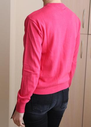 Бавовняний светр h&m divided xs2 фото