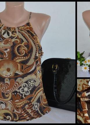 Брендовая блуза florence+fred нейлон