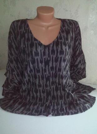 Блуза натуральная большой размер индия