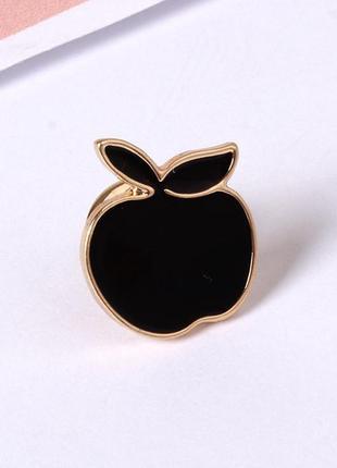 Патч металлический яблоко