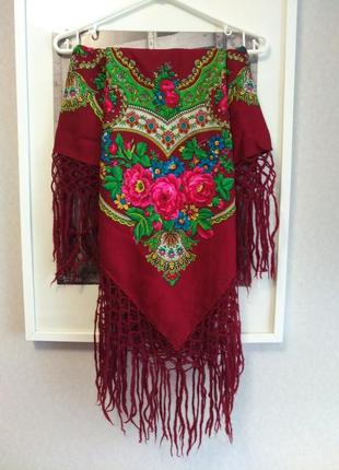 Бабушкин платок